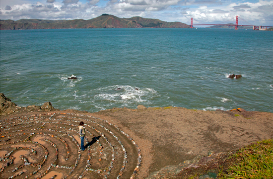 Six Labyrinths to Mend By